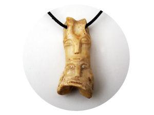 Höhlenbärenknochen